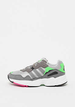 adidas Yung-96 grey two F17/grey three F17/shock pink