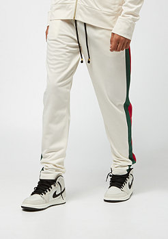 Criminal Damage CD Cuccio Track Jogger off white