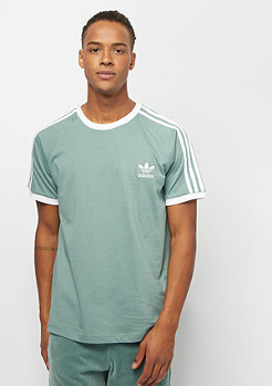 adidas 3-Stripes Tee vapour steel