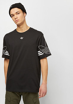 adidas Outline Tee black