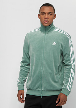 adidas Cozy Track Top vapour steel