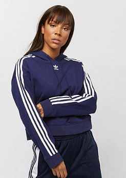 adidas Cropped dark blue