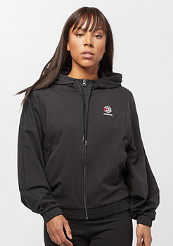 Reebok CL FT Full Zip black