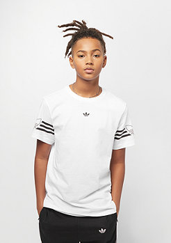 adidas Outline Tee white/black