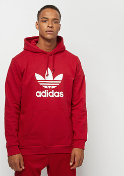 adidas Trefoil power red