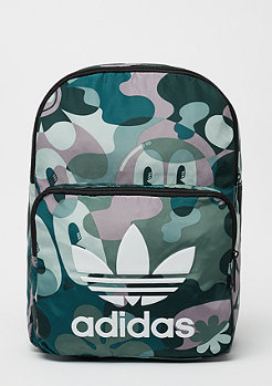 adidas Backpack Classic M multicolor