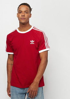 adidas 3-Stripes power red