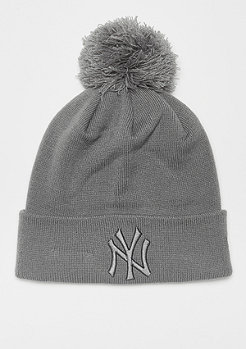 New Era Bobble Cuff WMNS MLB New York Yankees Essential st gray
