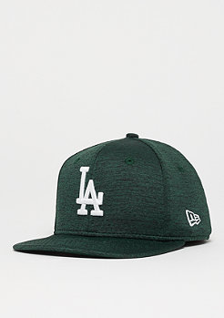 New Era 9FIFTY MLB Los Angeles Dodgers Dry Switch drk grn/opt wht