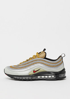NIKE Air Max 97 SSL metallic silver/university red