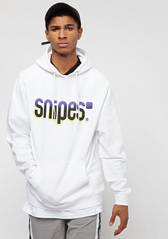 SNIPES Speckled Basic Logo white/black/purple/lime