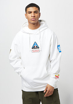 DGK Discovery Hooded Fleece white