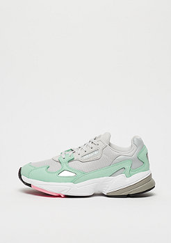 adidas Falcon grey one/grey one/easy green