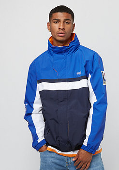 SNIPES Block Windrunner navy/white/blue