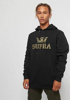 Supra Above Pullover black/dk olv