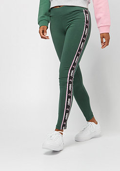 SNIPES Tape Leggings green