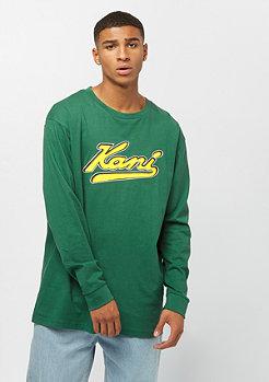 Karl Kani KK College Longsleeve green