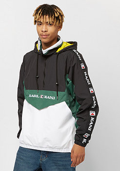 Karl Kani Block green/black/yellow/white