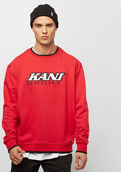 Karl Kani Sport Crew red black white