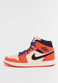 JORDAN Air Jordan 1 Mid SE team orange/black/crimson tint
