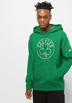 NIKE NBA Boston Cetlics PO Courtside clover/white