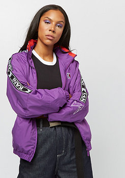 Karl Kani KK Tape Trackjacket purple red