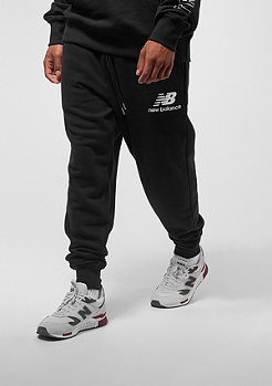 New Balance ESS FT Stack Logo Pant black