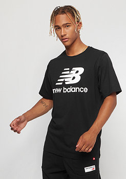New Balance Essentials Stacked Logo black