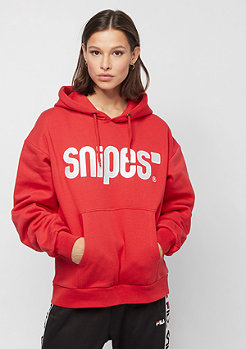 SNIPES Basic Logo true red