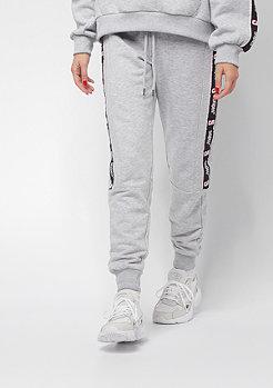 SNIPES Tape Sweatpants light heather grey