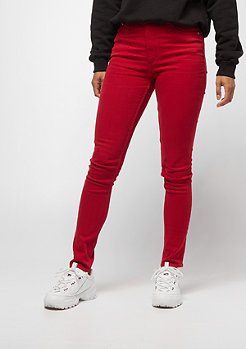 Cheap Monday High Skin Fiction red