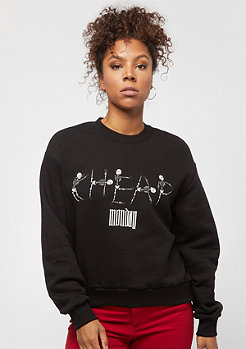 Cheap Monday Get Sweat Skeleton Logo black