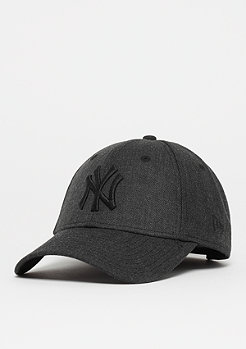 New Era 9Forty MLB New York Yankees Heather black/black