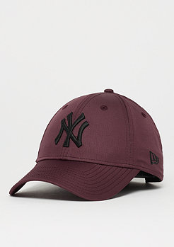 New Era 9Forty MLB New York Yankees Ripstop maronn/black