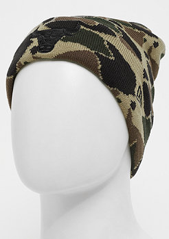 New Era Camo Cuff Knit NBA Chicago Bulls desert camo/black