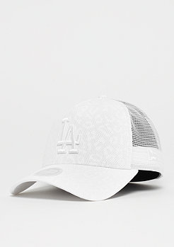 New Era A-Frame Trucker MLB Los Angeles Dodgers Leopard wht/wht