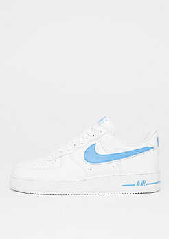 NIKE Nike Air Force 1 '07 3 white/university blue