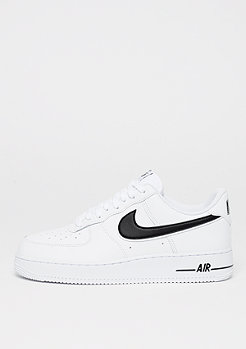 NIKE Nike Air Force 1 '07 3 white/black