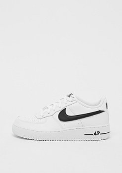 NIKE Air Force 1-3 white/black