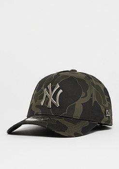 New Era A-Frame MLB New York Yankees Camo midnite camo/black