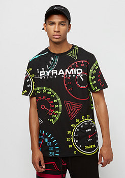 Black Pyramid Night Riders black