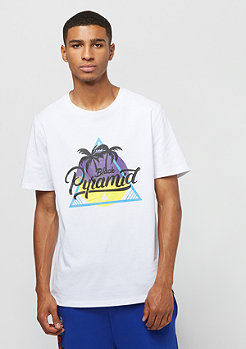 Black Pyramid BP Palm white