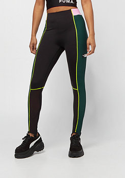 Puma TZ Highwaist Legging stir up ponderosa pine