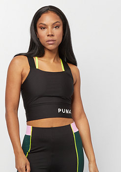 Puma Chase Crop Top puma black