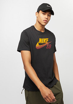 NIKE SB SB Dry Dfct Logo NBA black/team red/university gold
