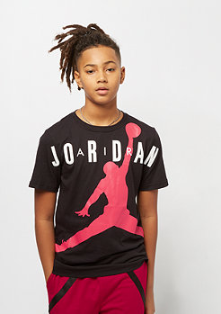 JORDAN Junior Jordan Jumpman Air black-white/infared
