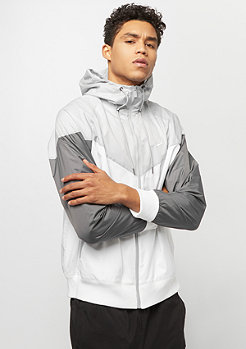 NIKE M NSW HE WR Jacket HD white/wolf grey/dark grey/white