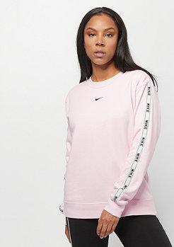 NIKE Sportswear NSW logo tape pink foam/pink foam/white/black