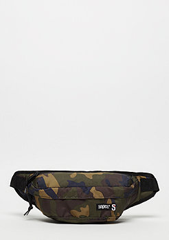 SNIPES Bum Bag camo