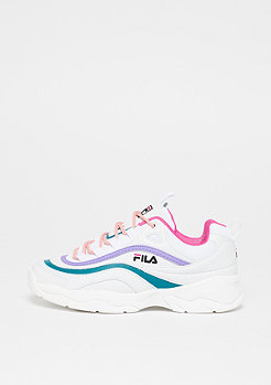 Fila WMN Heritage Ray Low White/very berry/caribbean sea